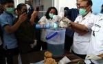 BNNP Kalimantan Tengah Musnahkan Barang Sabu dari 6 Tersangka