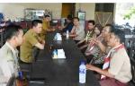 Misi Keliling Indonesia, Kelompok Gerakan Pramuka Luar Biasa Dijamu Bupati Barito Utara