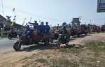 Tim Gabungan Gelar Apel dan Patroli Terpadu di Wilayah Kapuas Timur Antisipasi Karhutla