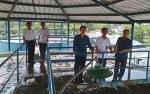 Jajaran Komisi II DPRD Kapuas Tinjau PDAM