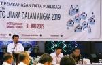 BPS Kabupaten Barito Utara Gelar Rapat Pembahasan Data Publikasi 2019