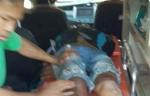 Pelaku Pembacokan Ditembak Polisi Sebelum Ditangkap Warga