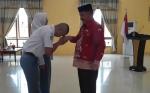 Diklat Paskibra Sukamara Diikuti 66 Orang