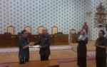 Bupati Katingan Tandatangani 5 Nota Kesepakatan dengan DPRD
