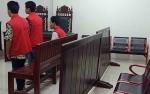 Komplotan Pembobol Koperasi Divonis 11 Bulan Penjara