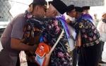 Satlantas Polres Sukamara Kawal Keberangkatan JCH