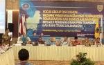 Hasil FGD Dukung Pembangunan Pipa Transmisi Gas Bumi Trans Kalimantan