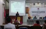 KPU Gunung Mas Gelar Rapat Evaluasi Fasilitasi Kampanye Pemilu 2019