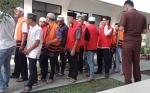 Sidang Oknum Sipir Lapas Sampit Terdakwa Sabu Ditunda