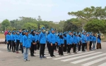 Pemko Terima Mahasiswa KKN Universitas Palangka Raya