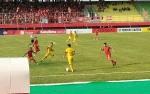 Babak Pertama Kalteng Putra Kontra Semen Padang 1-0