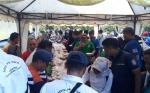 Pemkab Kotawaringin Barat Hidangkan Coto Manggala Usai Senam Bersama