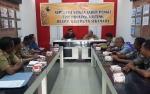 Satgas Saber Pungli Provinsi Kalteng Kunjungi Polres Sukamara