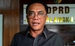 Ketua DPRD Palangka Raya Yakini Ibukota Negara Tetap Pindah