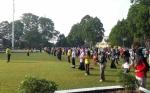 Senam Bersama untuk Pererat Tali Silaturahmi