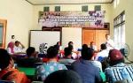 Dinas KPP Barito Utara Gelar Pertemuan Pengembangan Lumbung Pangan Desa