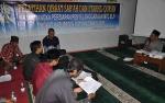 LPTQ Kapuas Gelar Pelatihan Mantapkan Persiapan MTQ Kabupaten