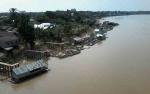 Pemilik Keramba Ikan di Kasongan Keluhkan Sungai Katingan Surut