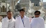 Jamaah Haji Kalteng Doakan Karhutla Segera Berakhir