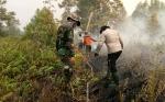 Seorang Tersangka Pembakar Lahan di Pulang Pisau Dilimpahkan ke Pengadilan