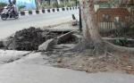 Perbaikan Drainase di Sampit Harus Kembalikan Fungsi Trotoar