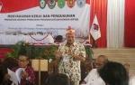 Marukan: Musyawarah Kerja dan Pengukuhan Presidium Jadi Langkah Strategis Pembentukan Provinsi Kotawaringin