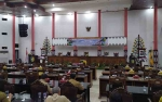 Pansus DPRD Laporkan Pendapat Akhir Pembahasan Raperda Retribusi Pelayanan Pemakaman dan Pengabuan Mayat