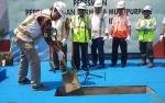 Proyek Perpanjangan Dermaga Pelabuhan Bagendang sudah Selesai