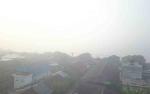 Penerbangan di Bandara Sampit Delay karena Kabut Asap