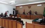 4 Terdakwa Korupsi Proyek Jalan di Barito Utara Menjalani Sidang Perdana