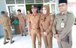 Wakil Bupati Sidak Pelayanan di Kecamatan Seruyan Hilir