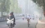 Masyarakat Diimbau Nyalakan Lampu Kendaraan di Siang Hari