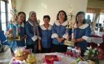 Ini Hasil Olahan TP PKK Kecamatan Tewah Hingga Juara 1 Festival Pangan Lokal B2SA