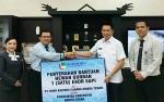 Perbankan Serahkan 1 Ekor Sapi Kurban kepada Pemkab Barito Utara