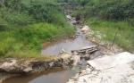 Sumber Air Baku PDAM Barito Timur Mulai Menipis