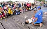 Satpolair Polres Sukamara Gelar Latihan SAR Bagi Anggota PMR