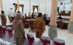 Lima Fraksi DPRD Sukamara Setujui Raperda Perubahan APBD 2019 Menjadi Perda
