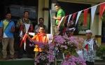 Kantor Kemenag Kapuas Dihias Sambut Idul Adha dan Hari Kemerdekaan