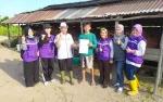 DKPP Sukamara Periksa Kesehatan 111 Hewan Kurban