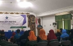 Acara Pembukaan Kegiatan Stakeholder Meeting DPK Nyaris Tanpa Kehadiran SOPD di Pulang Pisau