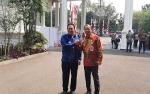 Bupati Barito Selatan Hadiri Rakornas Pengendalian Karhutla di Istana Negara