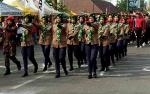 Pemkab Kotawaringin Timur Gelar Gerak Jalan Tingkat SMA