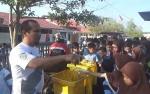 Dinas PUPR PKP Kapuas Ajak Pelajar Kurangi Penggunaan Plastik dan Anjurkan Gunakan Tumbler