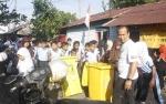 Pemkab Kapuas Sosialisasikan Pengurangan Sampah di Lingkungan Sekolah