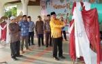 Bupati Pulang Pisau Doakan Jemaah Haji