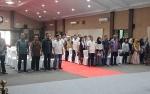 Persiapan Pelantikan Anggota DPRD Kotawaringin Timur Tahap Finalisasi