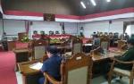 Fraksi-Fraksi Sepakat Bahas Raperda APBD Perubahan Anggaran 2019