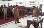 Sekretaris DPRD Kapuas Harapkan Semua Pihak Terlibat Gladi Bersih Pelantikan Anggota DPRD