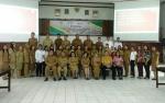 Dinas Kesehatan Gunung Mas Gelar Workshop Audit Internal dan Tinjauan Manajemen