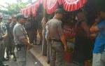 Satpol PP Barito Utara Gelar Operasi Simpatik Imbau Pedagang
